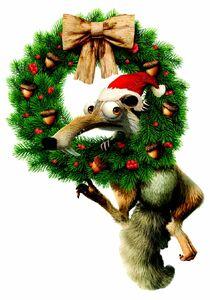 Scrat Christmas 4