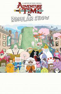 Adventure Time X Regular Show 7