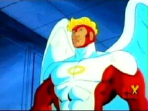 Angel animated series