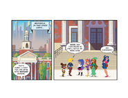 DC Super Hero Girls Spaced Out Chapter 22