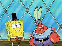SpongeBob me Boy! It's good to see ya again!