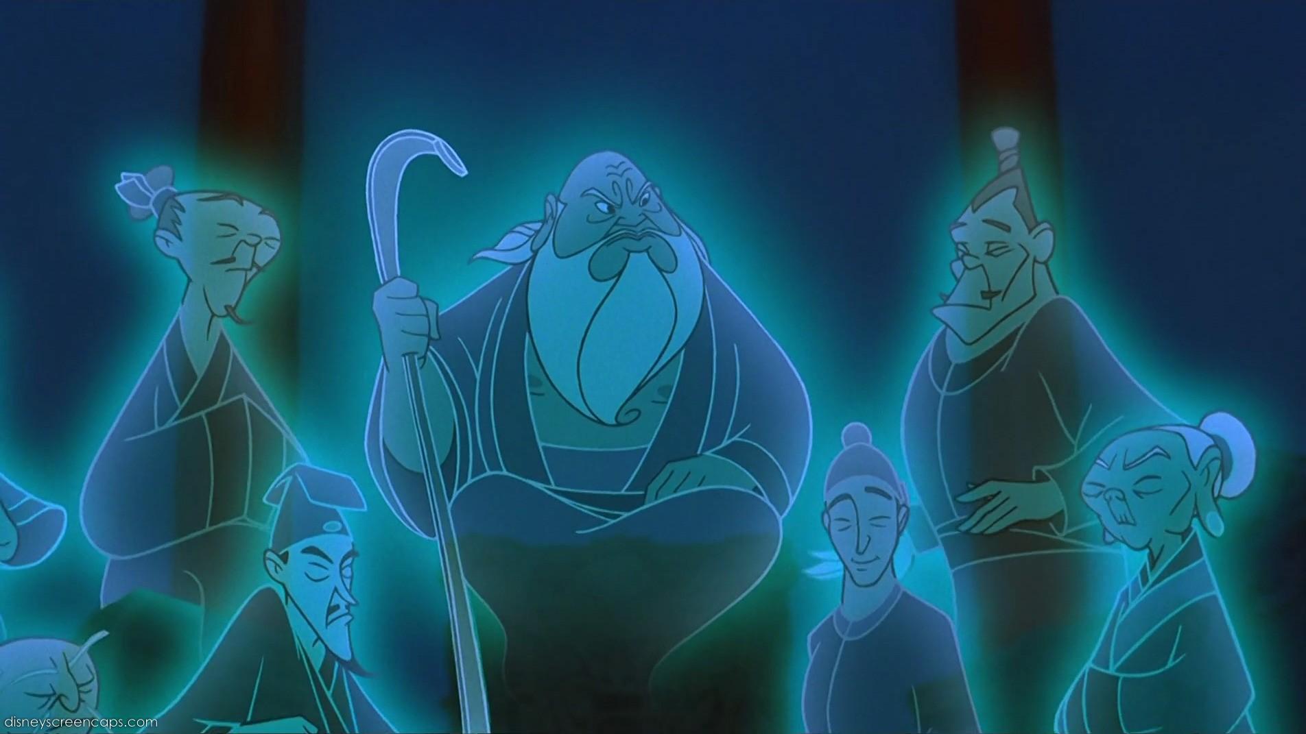 Ancestors (Mulan)