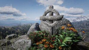 Arthur-Morgan-Grave