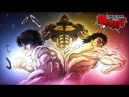 """BAKI HANMA (2021) Official Ending Theme """"Unchained World"""" by GENERATIONS from EXILE TRIBE"""
