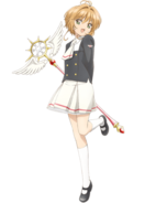 Sakura Kinomoto (CCA)