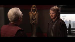 Anakin uncovers