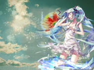 Miku breeze wallpaper by mitche27-d51e68g