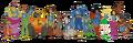 Scooby Doobies team