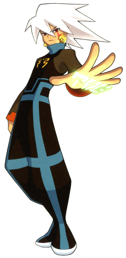Solo (Mega Man Star Force)
