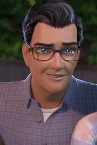 George Roberts in Dreamhouse Adventures