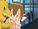 Hikari & Agumon