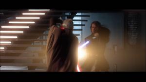 Anakin fight