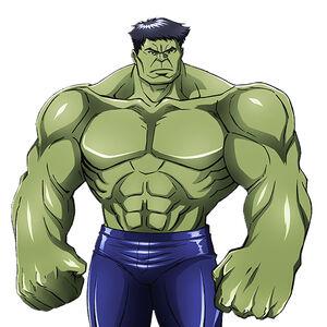 Anime Hulk