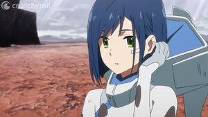 Cute Ichigo Darling in the Franxx