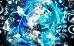 Hatsune Miku Wallpaper05 by XIAN9142 on DeviantArt