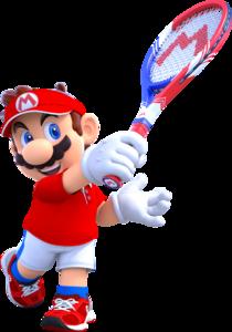 Mario Aces Artwork