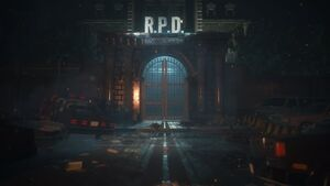 RE2R Welcome to the City of the Dead