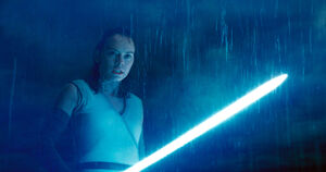 Rey confronts Luke 2