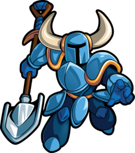 Shovel Knight Shovel Knight Dig Official Art
