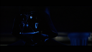 Vader compliments