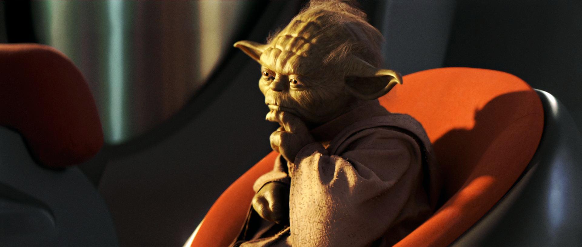 Yoda/Synopsis
