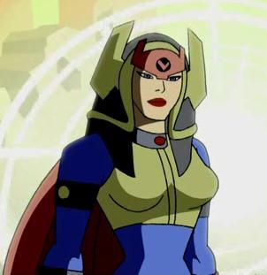 Big Barda (DC Animated Universe)