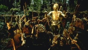 C-3PO deity