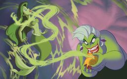Disney Princess Ariel's Story Illustraition 5-1