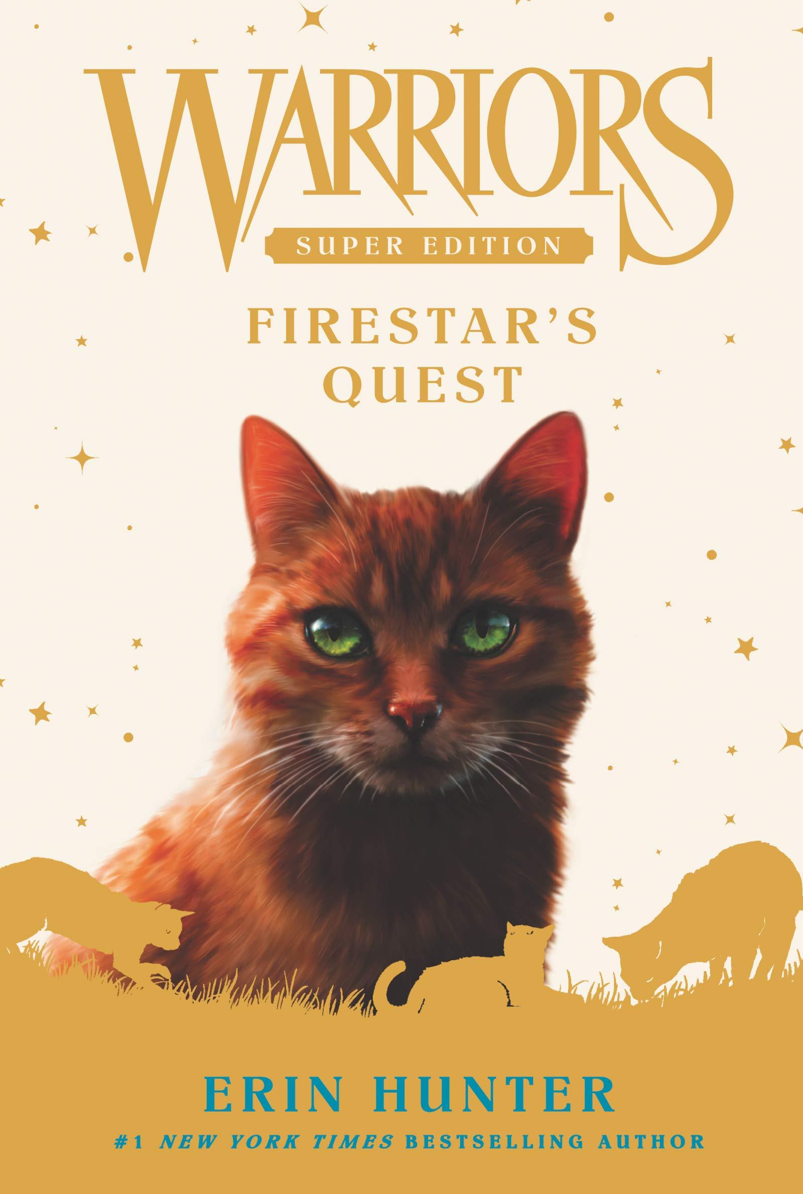 Firestar (Warrior Cats)