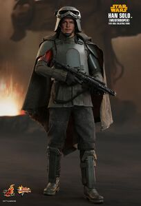 Hot-toys Han Solo Mudtrooper SOLO