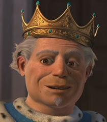 King Harold Human