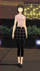Makoto Niijima- Summer Uniform