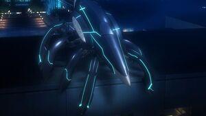 Shutaura Sequenzia- Mobile Weapon