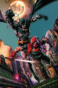 Batman and Red Hood