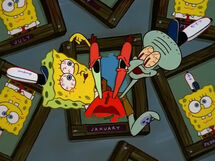 Boys, Wait! the Krabby Patties!