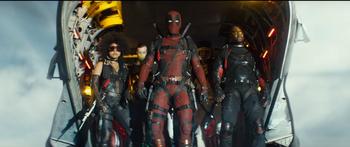 X-Force (X-Men Movies)