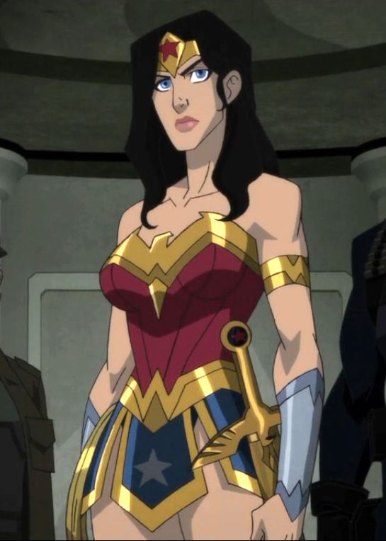 Wonder Woman (DC Animated Film Universe)