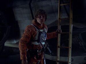 Luke leaving