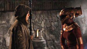 Rey meets Zorii