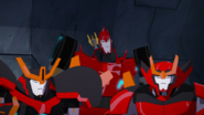 Sideswipe, Jetstorm & Slipstream in Meditation