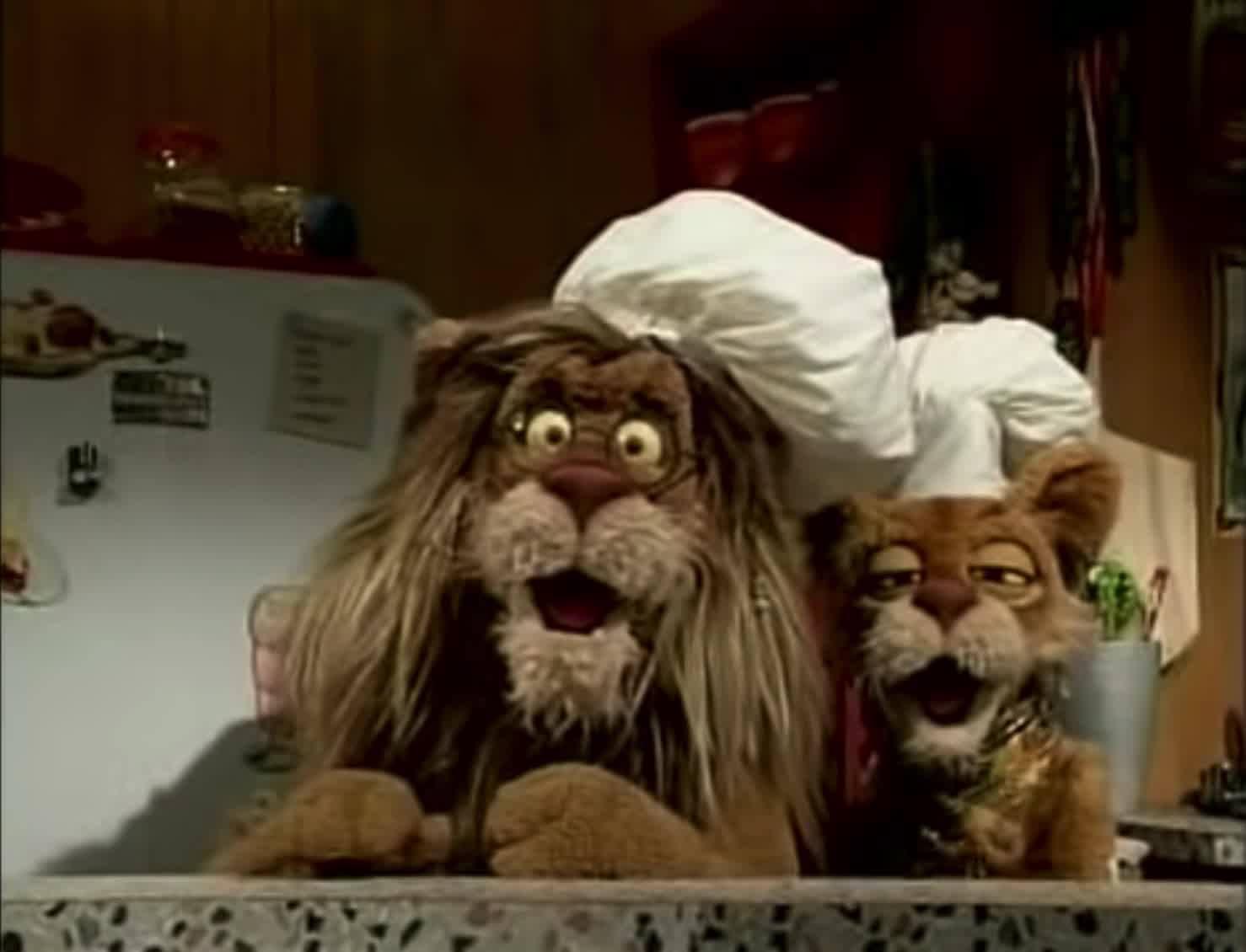 Cleo (Between the Lions)