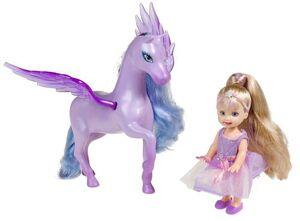 Barbie and the Magic of Pegasus Cloud Princess Lilac Doll