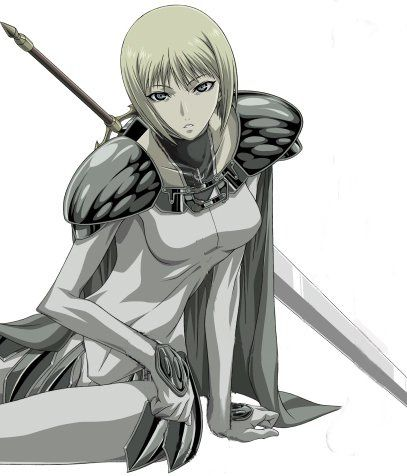 Clare (Claymore)