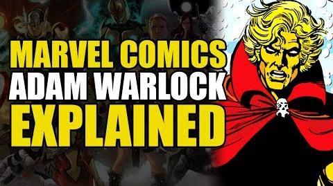 Infinity War Adam Warlock Explained