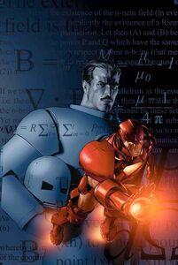 Iron Man Vol 3 67 Textless