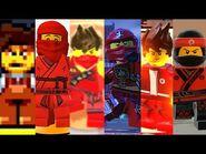Lego Ninjago Kai Evolution - in Lego Videogames