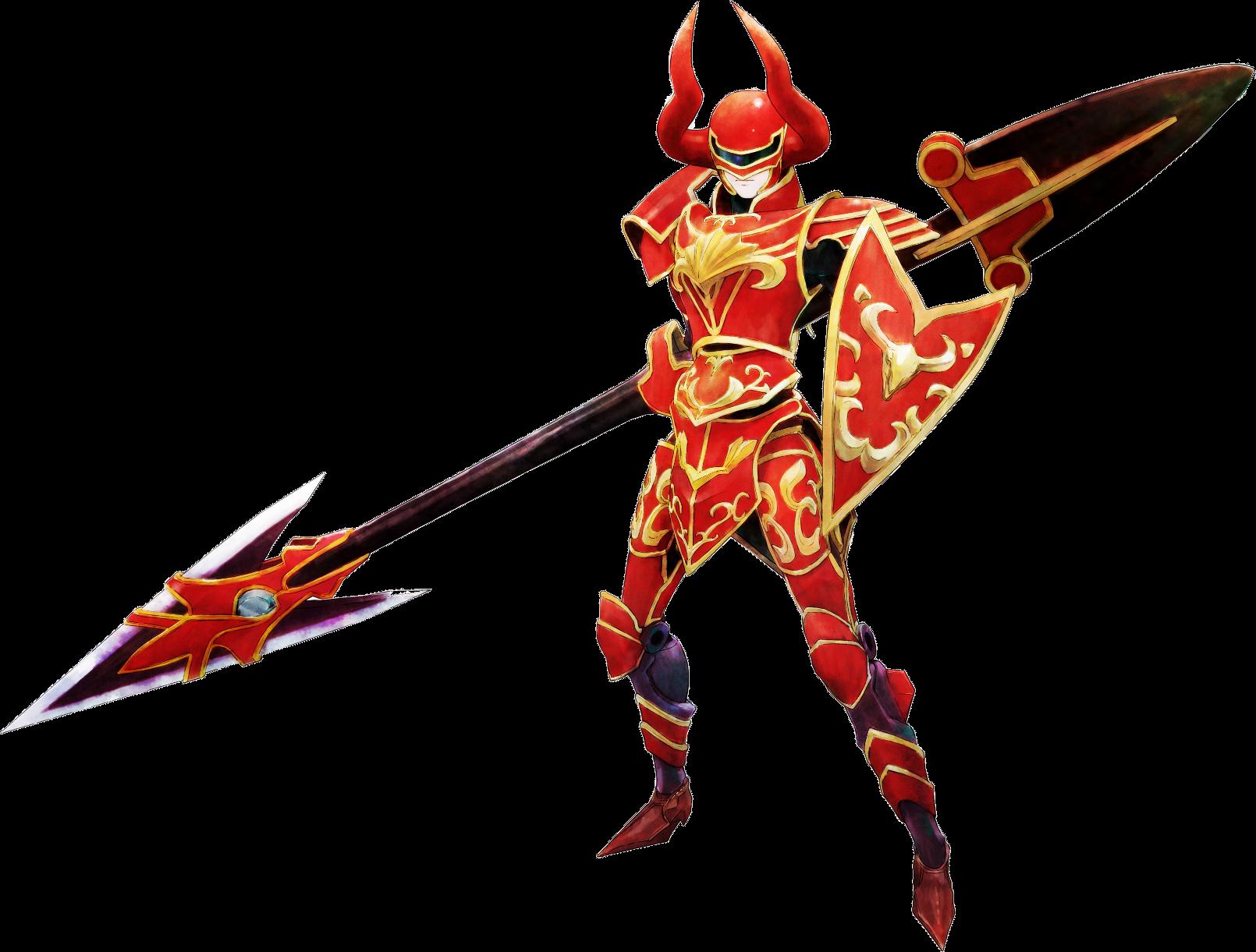 Cain (Fire Emblem - Archanea)