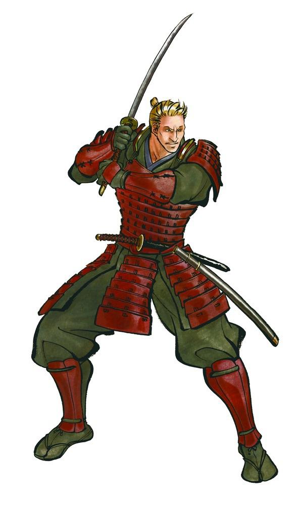 Claude (Samurai Shodown)