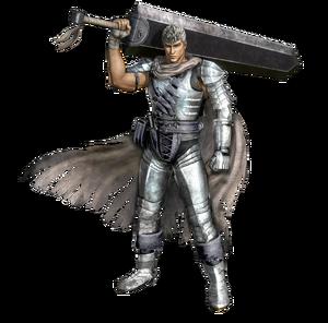Guts White Swordsman ver DLC