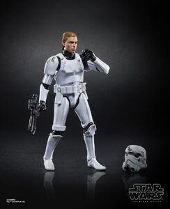 Luke Skywalker Stormtrooper - Black Series